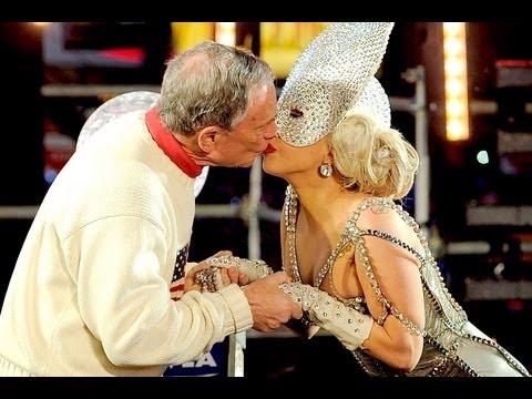 lady gaga kiss a girl № 158560