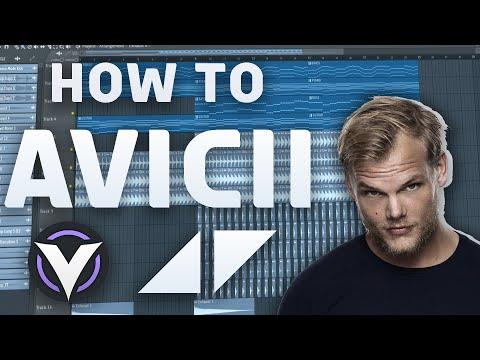 How to AVICII WITH VITAL + FREE FLP
