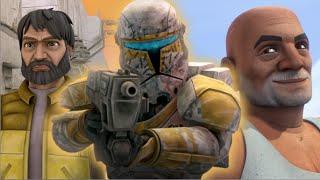 Star Wars Lore Episode CXX - Captain Gregor