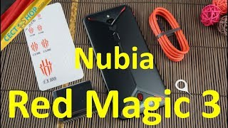 Nubia Red Magic 3 Gaming Phone Unboxing & Hands-On | CECT-Shop.com [Deutsch]