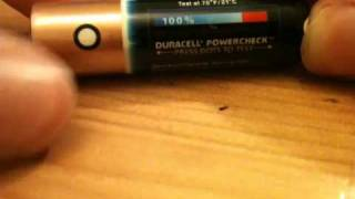Duracell power check