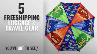 Top 10 Freeshipping Luggage & Travel Gear [2018]: PJ Masks: Owlette Gekko Boys Umbrella Handle for
