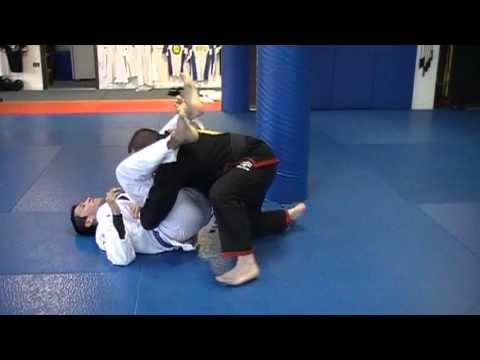Chris Savarese X-Guard Drill|Lyndhurst MMA|NJ BJJ Image 1