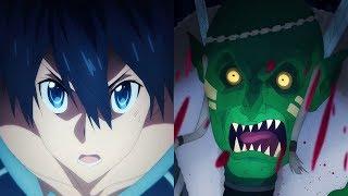 Sword Art Online Alicization Episode 4 Review - Kirito VS The Bloodthirsty Goblin Leader!