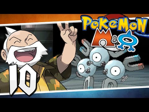 Pokémon Omega Ruby And Alpha Sapphire - Episode 10 | Mauville Gym Leader Wattson! video