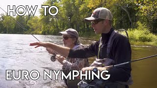 Euro Nymphing | How To with George Daniel