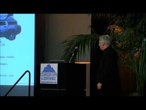 Rod Smith VP, Emerging Technologies IBM Corporation - CloudCon Keynote: Delivering Big Data