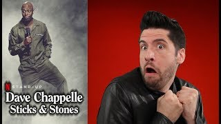 Dave Chappelle: Sticks & Stones - Review