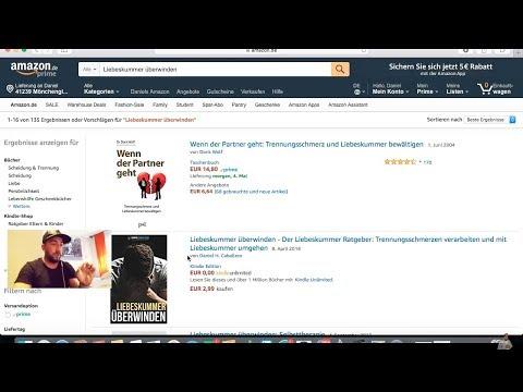 Amazon eBooks verkaufen - Richtig viel Geld verdienen (Online Geld verdienen) 2018