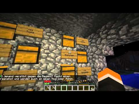 Let's Play UMCN - MineCraft Server - Episode 5 [German] pipipipip Vogel Musik
