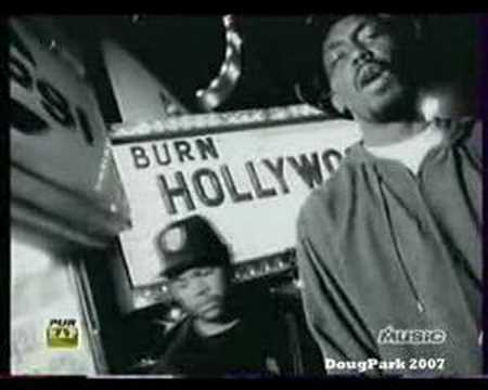 Public Enemy - Burn Hollywood Burn