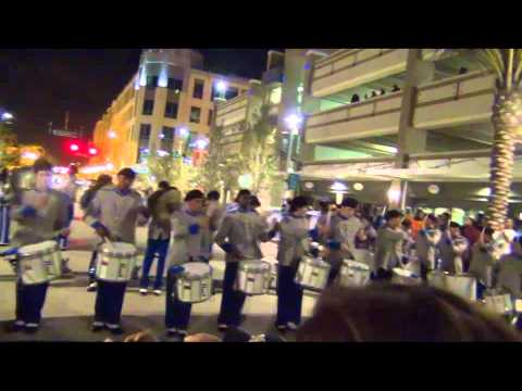 Barron Collier High School Drumline