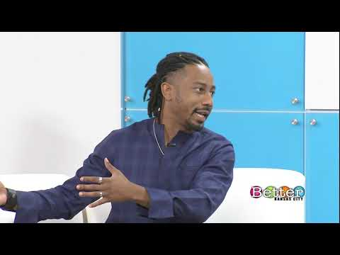 Actor, comedian Brandon T. Jackson performs at Improv Comedy Club