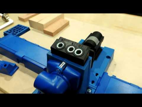 Kreg Jig K5 with Scott Phillips & Scott Schaaf. Presented by Woodcraft