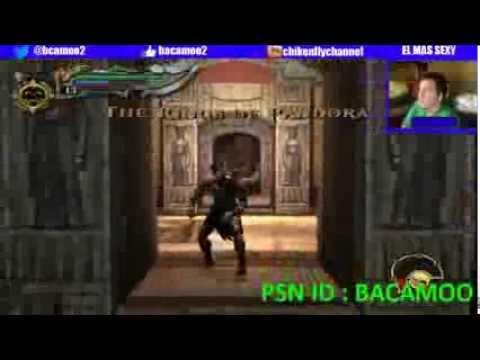 God Of War En Vivo Parte.9 ((hd)) Dragon Ball Z video