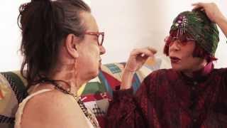 Rita Lee e Laerte: juntos em um livro
