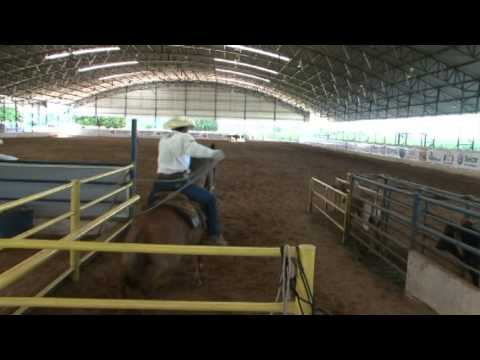 Rancho JS - Laço em Mula - A História de um Pionerismo