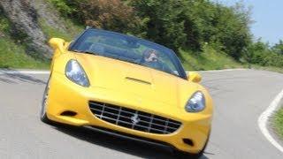 Prova Ferrari California 2012 Hs by Motorionline.com