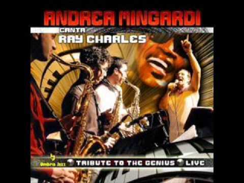 Andrea Mingardi canta Ray Charles. GEORGIA IN MY MIND