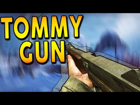 TOMMY GUN SMG GAMEPLAY! | COD WW2 Gameplay!
