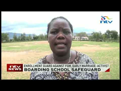 Parents urged to enrol girls to boarding schools to protect them from FGM, early marriage thumbnail