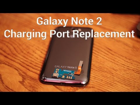 Repair: Galaxy Note 2 Charging Port Replacement