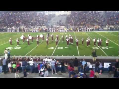 Bluefield High School Band - Beaver/Graham 2012 - Part 1