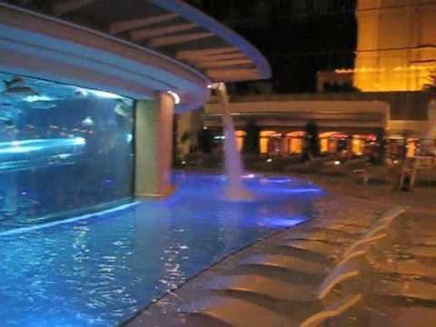 Pool Aquarium at the Golden Nugget Hotel, Las Vegas
