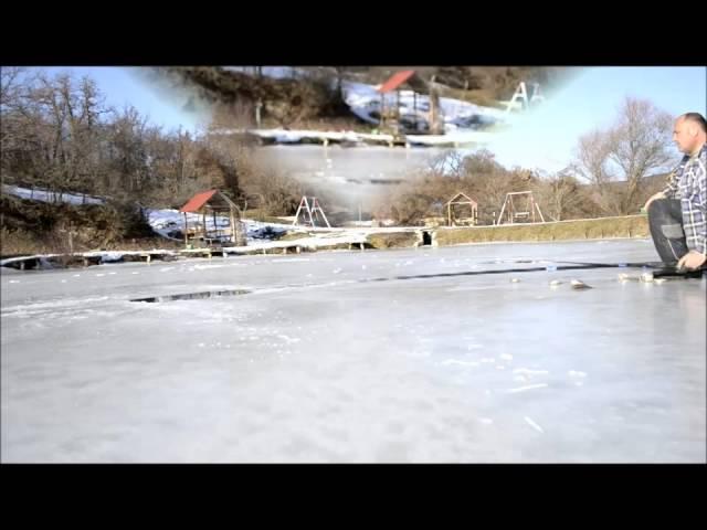 видео рыбалка в крыму на озерах 2016