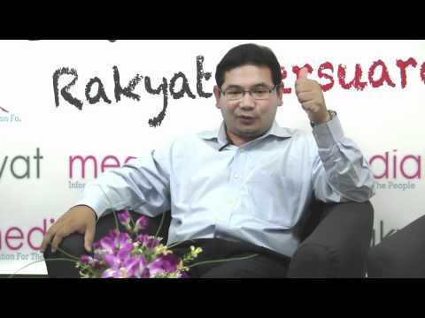 """MediaRakyat """"Rakyat Bersuara"""" : Sharizat Letak Jawatan, UMNO Telah Berubah?"""