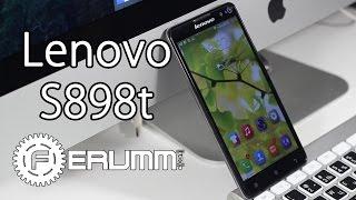Lenovo S898T подробный обзор смартфона. Все сильные и слабы стороны Lenovo S898T от FERUMM.COM