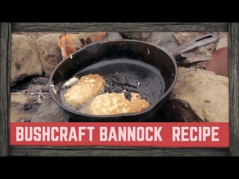 Bushman bannock recipe