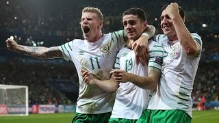 Italy vs Ireland 0 - 1 - All Goals & Highlights Euro 2016 HD NEW