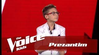 Orgito - Ika Larg   Audicionet e Fshehura   The Voice Kids Albania 2019