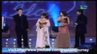 Prashant Indian Idol Finale 2