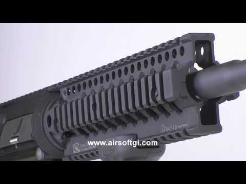 Airsoft GI - Madbull Daniel Defense Omega Free Float RIS
