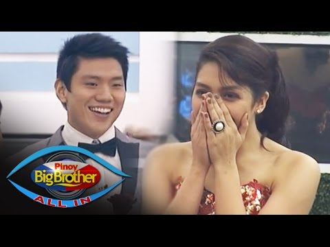 Jeron Teng enters PBB House for Jane's 18th Birthday