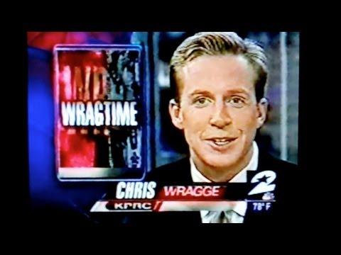 Dan MacFarlane 2000 on NBC Channel 2 with Chris Wragge at Dex Skatepark