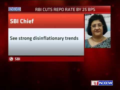 Bankers Rana Kapoor Of Yes Bank & Arundhati Bhattacharya Of SBI On RBI Cutting Repo Rate