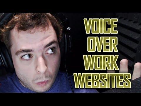 Voice Over Work Websites