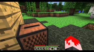 Minecraft: 1.9 Music Disc -11- (Scary broken disc)