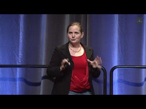 Google I/O 2014 - Solve for X: Sarah Bergbrieter - Microrobotics for Crisis Management