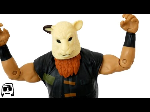 Erick Rowan WWE Elite 48 Mattel Toy Unboxing & Review!!
