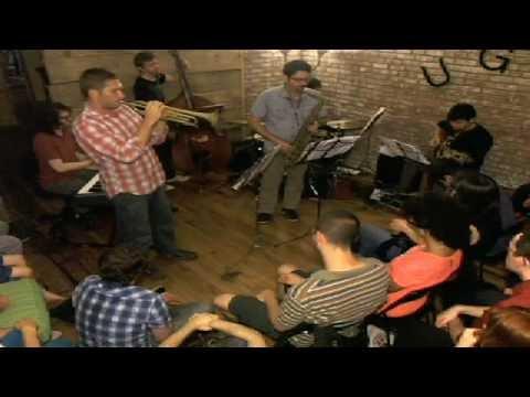 Ohad Talmor NewsReel 6tet - Live @ SEEDS::Brooklyn