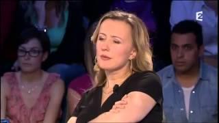 On n'est pas couché - Marie de Gandt -  5 mai 2013