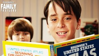 Diary of A Wimpy Kid: The Long Haul   Clip & Trailer Compilation for the family movie
