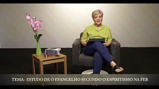 Estudo de O Evangelho Segundo o Espiritismo na FEB