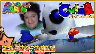 [SimpleFlips] Chaos Mario 64 -- All 120 Stars [11/20/2018]