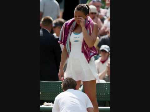 Jelena Jankovic (Don't Laugh At Me) Video