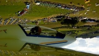 World Glider Aerobatic Champion